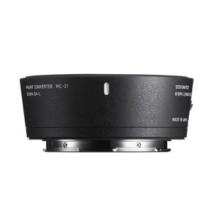 SIGMA Mount Converter MC-21 for L-Mount
