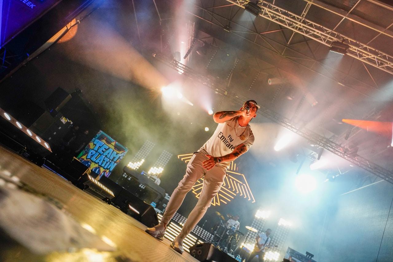 Fotografiranje koncerta