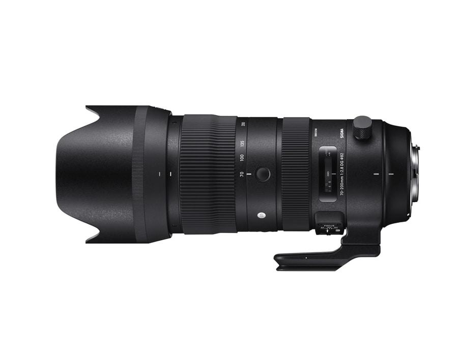SIGMA 70-200mm F2.8 DG Sports