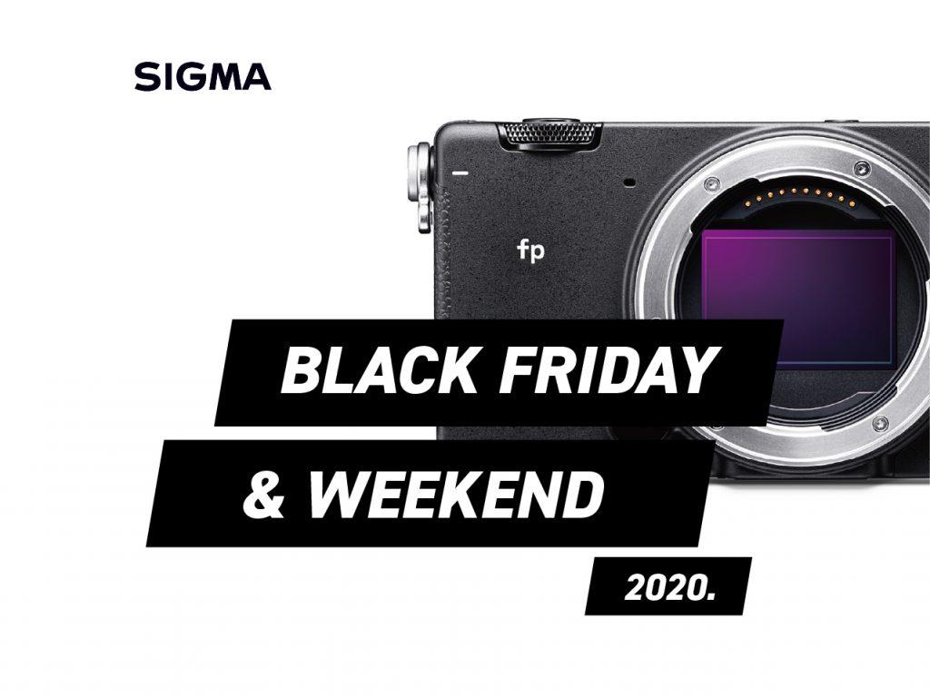 SIGMA Black Friday 2020.