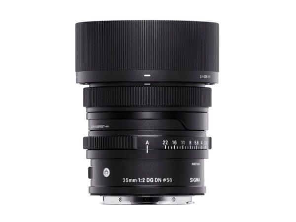 SIGMA 35mm F2 DG DN Contemporary Main
