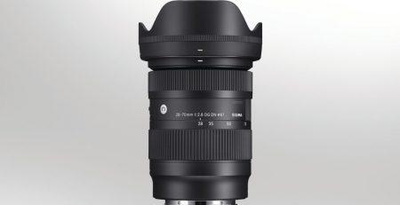 SIGMA 28-70mm F2.8 DG DN Contemporary